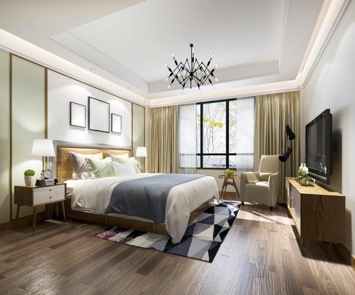 風水を部屋のインテリアに取り込んで家の運気アップ玄関寝室