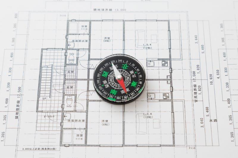 家相とは家の間取り図鑑定!方位盤の見方や良い間取り例を解説の画像03