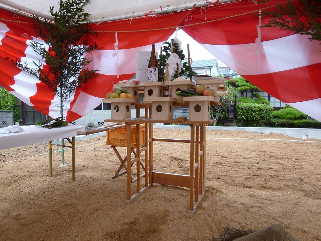 玉串 書き方 地鎮祭 料