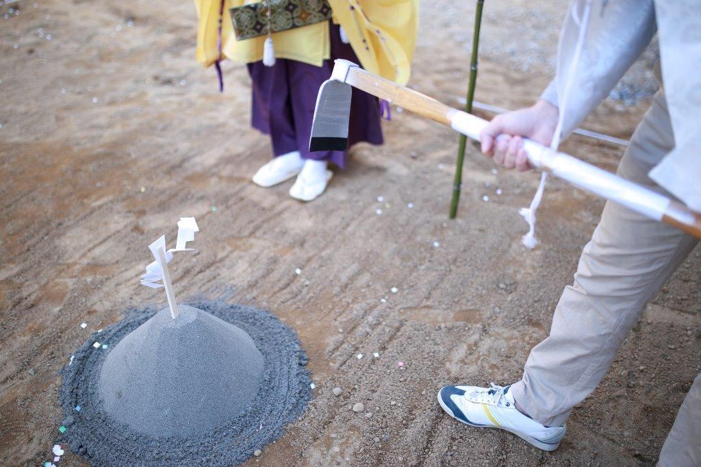 地鎮祭まとめ費用相場・準備する物・のし袋・挨拶例文の画像05