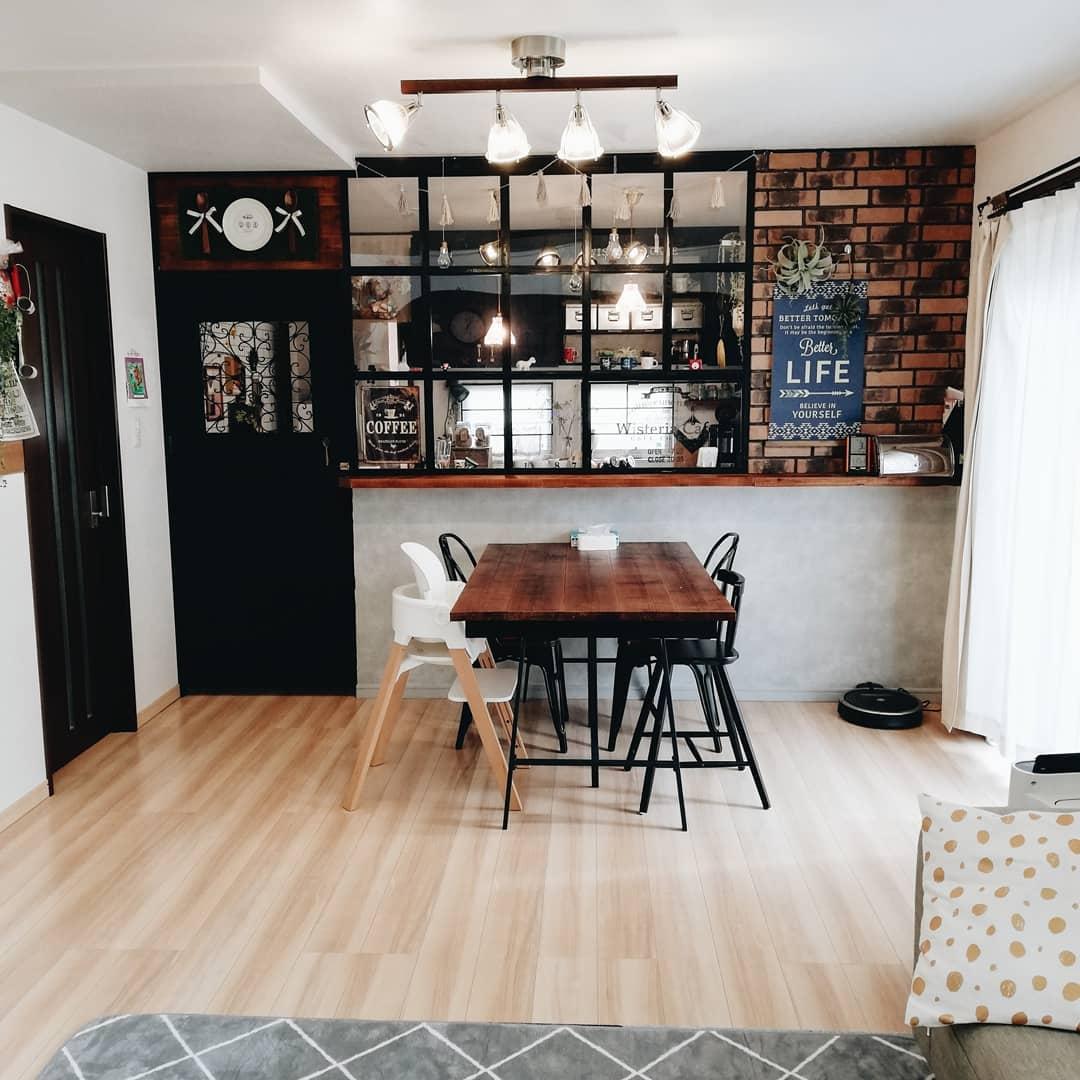 ブルックリンスタイルの家具や照明を選ぶポイント インスタ実例付