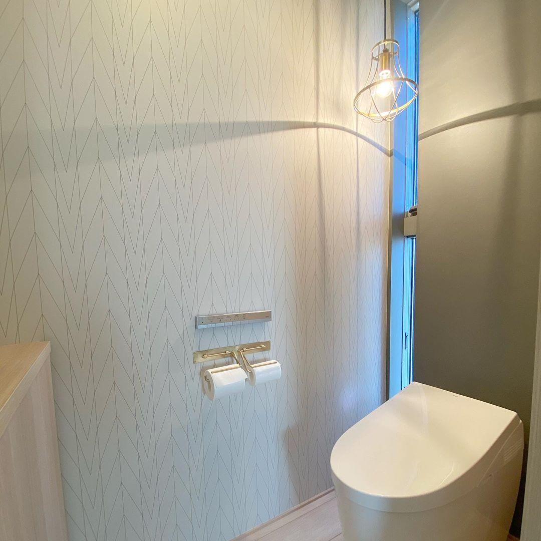 トイレのインテリアをおしゃれに 雑貨やdiyをご紹介 インスタ実例 ニフティ不動産