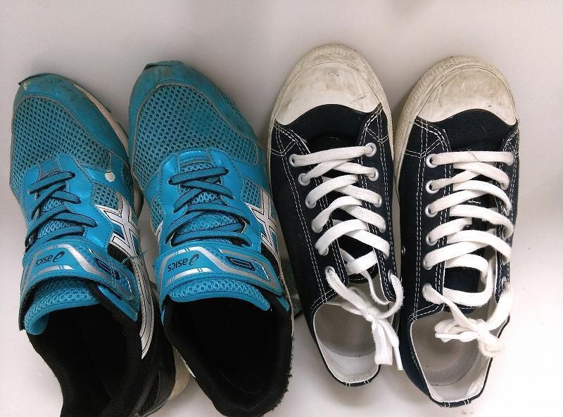 方 靴 洗い