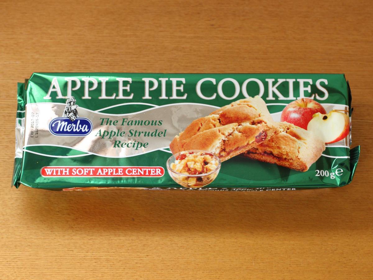 2.メルバ アップルパイクッキー